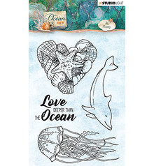 Studio Light Ocean View Clear Stamps (STAMPOV368)