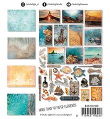 Studio Light Ocean View Paper Elements (EASYOV649)