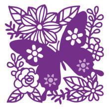 Gemini Silhouette Butterfly Papercraft Die (GEM-MD-ELE-SBUT)