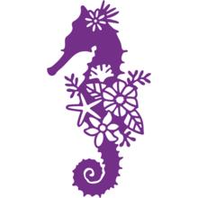 Gemini Silhouette Seahorse Papercraft Die (GEM-MD-ELE-SSEA)