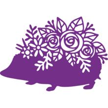 Gemini Silhouette Hedgehog Papercraft Die (GEM-MD-ELE-SHED)