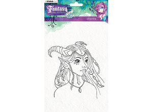 Studio Light Fantasy Collection Clear Stamp (STAMPFC373)