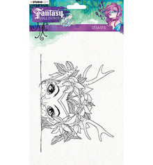 Studio Light Fantasy Collection Clear Stamp (STAMPFC375)