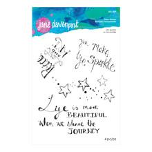 Spellbinders Jane Davenport Life Sparkle Clear Stamps (JDS-029)