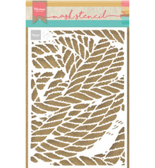 Marianne Design Masking Stencil Tiny's Ropes (PS8031)