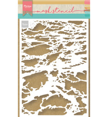 Marianne Design Masking Stencil Tiny's Ocean (PS8032)