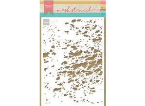 Marianne Design Masking Stencil Tiny's Splash (PS8033)
