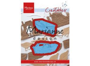 Marianne Design Creatable Tiny's Boats (LR0594)