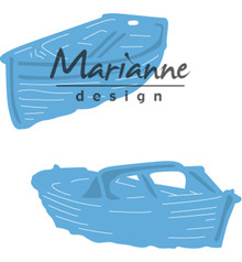 Marianne Design Creatable Tiny's Boats (LR0594)