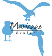 Marianne Design Creatable Tiny's Sea Gulls (LR0595)