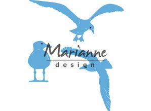 Marianne Design Creatable Tiny's Sea Gulls (LR0595)