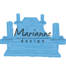 Marianne Design Creatable Tiny's Beach Jetty (LR0597)