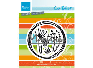 Marianne Design Craftable Doodle Circle (CR1468)