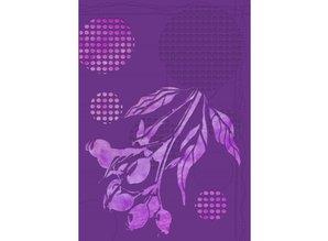 Gemini Rose Hip 3D Embossing Folder & Stencil (GEM-EF5-3D-ROHI)