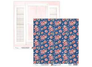 Mintay Berrylicious 6x6 Inch Scrapbooking Paper Pad (MT-BER-08)