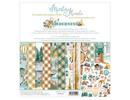 Mintay Wilderness 12x12 Inch Scrapbooking Paper Set (MT-WIL-07)