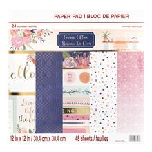 Craft Smith Corner Office 12x12 Inch Paper Pad (MPP0444)