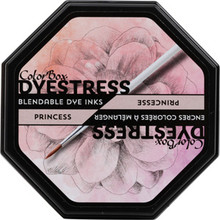 ClearSnap ColorBox® Dyestress Ink Pad Princess (23112)