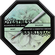 ClearSnap ColorBox® Dyestress Ink Pad Mint (23114)
