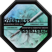 ClearSnap ColorBox® Dyestress Ink Pad Caribbean (23115)