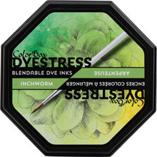 ClearSnap ColorBox® Dyestress Ink Pad Inchworm (23118)