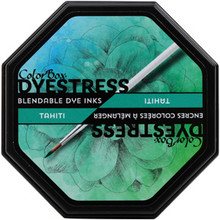 ClearSnap ColorBox® Dyestress Ink Pad Tahiti (23119)