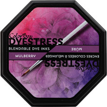 ClearSnap ColorBox® Dyestress Ink Pad Mulberry (23122)
