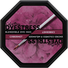 ClearSnap ColorBox® Dyestress Ink Pad Cabernet (23123)