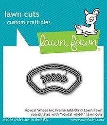Lawn Fawn Reveal Wheel Arc Frame Add-on Dies (LF1977)