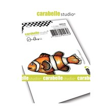 Carabelle Studio Poisson Clown Cling Stamp (SMI0230)
