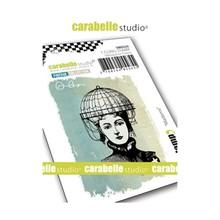Carabelle Studio Madame Cling Stamp (SMI0229)