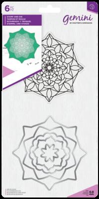 Gemini Aura Stamp & Die (GEM-STD-AURA)