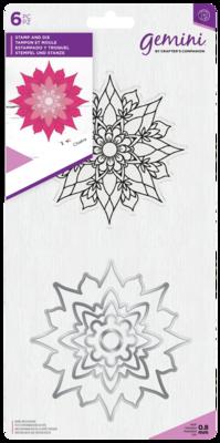 Gemini Chakra Stamp & Die (GEM-STD-CHAK)