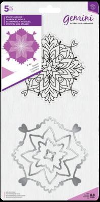 Gemini Cosmic Stamp & Die (GEM-STD-COS)