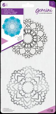 Gemini Harmony Stamp & Die (GEM-STD-HAR)