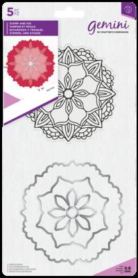 Gemini Karma Stamp & Die (GEM-STD-KAR)