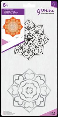 Gemini Zen Stamp & Die (GEM-STD-ZEN)