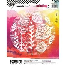 Carabelle Studio Abstract Flowers & Leaves Art Printing (APRO60002)