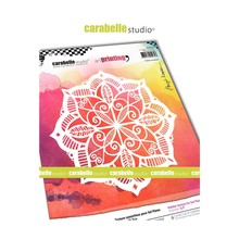 Carabelle Studio Indian Mandala Art Printing (APRO60022)