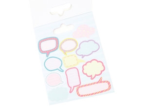 Dovecraft Shapes Sticker Book (DCSTB004)