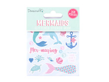 Dovecraft Mermaids Sticker Book (DCSTB011)