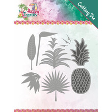 Yvonne Creations Happy Tropics Lush Leaves Die (YCD10173)