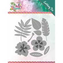 Yvonne Creations Happy Tropics Tropical Blooms Die (YCD10174)