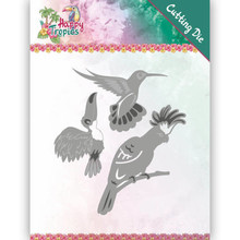 Yvonne Creations Happy Tropics Exotic Birds Die (YCD10175)