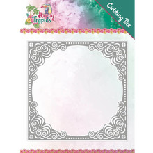 Yvonne Creations Happy Tropics Tropical Frame Die (YCD10177)