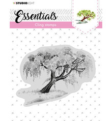 Studio Light Cling Stamps Essentials (CLINGSL07)