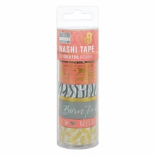 First Edition Safari Washi Tapes (FEWTT010)