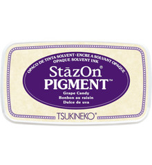 Tsukineko StazOn Pigment Grape Candy (SZ-PIG-11)