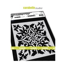 Carabelle Studio India Tile 6 Inch Masking Stencil (TECA60001)