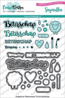 CarlijnDesign Snijmal Beterschaap (CDSN-0005)